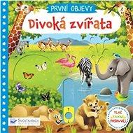 Divoká zvířata: První objevy - Kniha