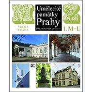 Umělecké památky Prahy M/Ž - Kniha