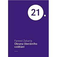 Obrana liberálního vzdělání - Kniha