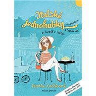 Italské jednohubky - Kniha
