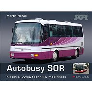 Kniha Autobusy SOR - Kniha