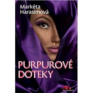 Purpurové doteky - Kniha