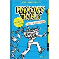 Maxovy trable: Zamčený ve školní skříňce - Kniha