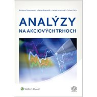 Analýzy na akciových trhoch - Kniha