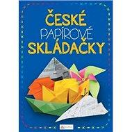 České papírové skládačky - Kniha