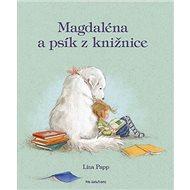 Magdaléna a psík z knižnice - Kniha