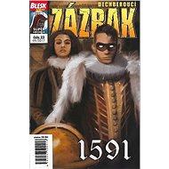 Dechberoucí zázrak 1591: Blesk komiks 22 - Kniha