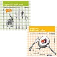 Zachráňte svoje črevo Protiprdkavá kuchárska kniha - Kniha