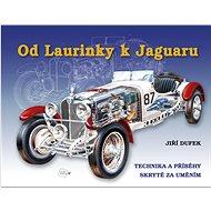Od Laurinky k Jaguaru: Technika a příběhy skryté za uměním - Kniha