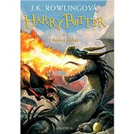 Harry Potter a Ohnivý pohár - Kniha