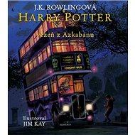 Harry Potter a vězeň z Azkabanu (3. díl ilustrované vydání) - Kniha