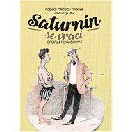 Saturnin se vrací: Oficiální pokračování - Kniha