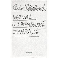 Nezval v Lucemburské zahradě - Kniha