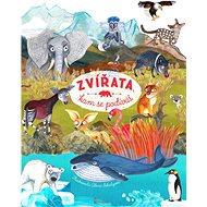 Zvířata, kam se podíváš - Kniha