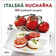 Italská kuchařka - Kniha