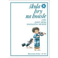 Škola hry na housle II. díl - Kniha