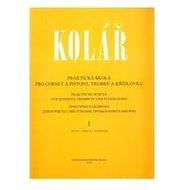 Praktická škola pro cornet a pistons, trubku a křídlovku 1 - Kniha