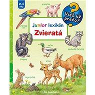 Zvieratá Junior lexikón - Kniha