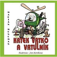 Krtek Vrtko a vrtulník - Kniha