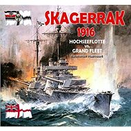 Skagerrak 1916: Hochseeflotte vs. Grand Fleet - Kniha