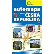 Automapa Česká republika: 1: 500 000 - Kniha