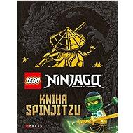 LEGO NINJAGO Kniha Spinjitzu - Kniha