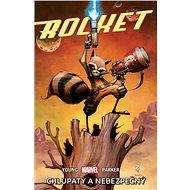 Rocket 1: Chlupatý a nebezpečný - Kniha