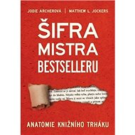 Šifra mistra bestselleru - Kniha