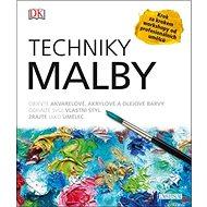 Techniky malby - Kniha