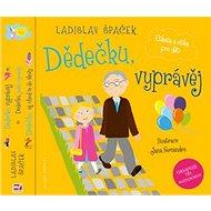 Dědečku, vyprávěj Etiketa a etika pro děti Komplet: 3 knihy + 3 CD - Kniha