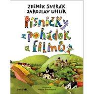 Písničky z pohádek a filmů - Kniha