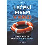 Léčení firem v krizi - Kniha