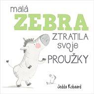 Malá zebra ztratila svoje proužky - Kniha