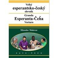 Velký esperantsko-český slovník - Kniha
