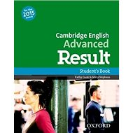 Cambridge English Advanced Result Student´s Book - Kniha