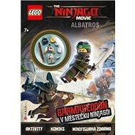 LEGO NINJAGO Garmageddon v městečku Ninjago: obsahuje minifigurku - Kniha