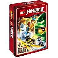 LEGO NINJAGO Dárková krabička: obsahuje minifigurku + 2 knížky - Kniha