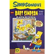 Bart Simpson Blázen do Sergia: 43009 - Kniha