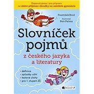 Slovníček pojmů z českého jazyka a literatury - Kniha