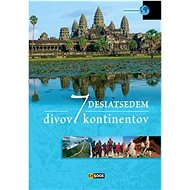 7desiatsedem divov kontinentov - Kniha