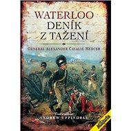 Waterloo Deník z tažení - Kniha