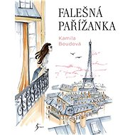 Falešná Pařížanka - Kniha