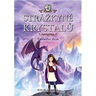 Strážkyně krystalů Poslední drak - Kniha