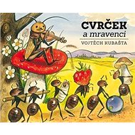 Cvrček a mravenci - Kniha