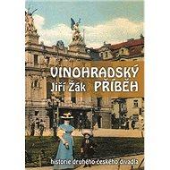 Vinohradský příběh: historie druhého česého divadla - Kniha
