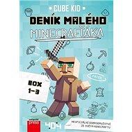 Deník malého Minecrafťáka BOX 1-3 - Kniha