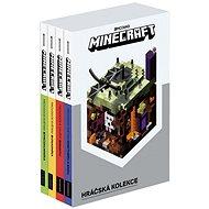 Minecraft Hráčská kolekce 1-4 BOX - Kniha