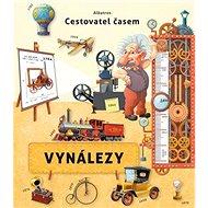 Cestovatel časem Vynálezy - Kniha