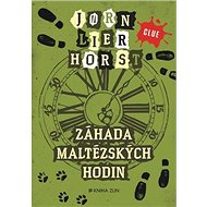 Záhada maltézských hodin - Kniha