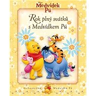 Medvídek Pú Rok plný svátků s Medvídkem Pú: Knihovnička Medvídka Pú - Kniha